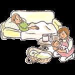 産前・産後家庭ヘルパー派遣