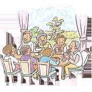 ミニデイサロン「菜の花会」